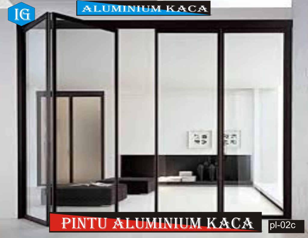 Kusen Aluminium Kaca Pekalongan Irfa Alka Toko Kaca Aluminium